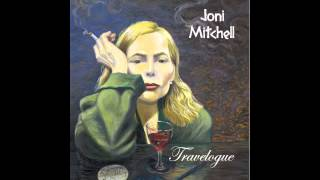 "Joni Mitchell - Chinese Café / Unchained Melody (Orchestral version from ""Travelogue"")"