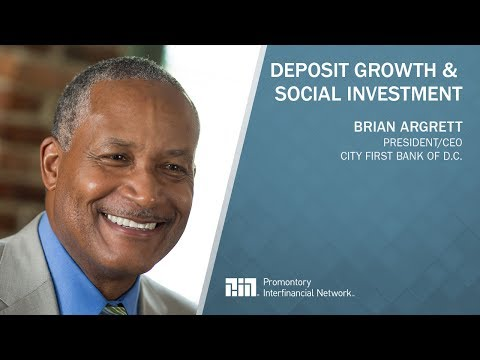 Deposit Growth and Social Investment
