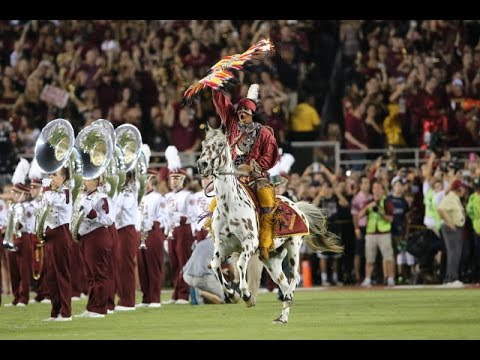 FSU Introduction: Notre Dame Game