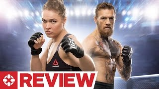 EA Sports UFC 2 Review