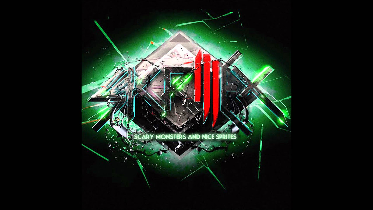 Skrillex  Scary Monsters And Nice Sprites Official Audio