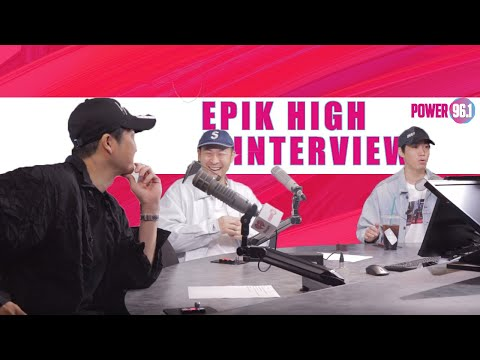 Maddox - Maddox Talks Touring, Favorite Foods, K-POP in America & More w/EPIK HIGH!