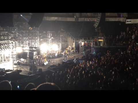 Lenny Kravitz at Allen Event Center
