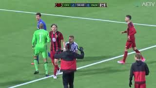 Sanslös räddning tar ÖFK till Europa league