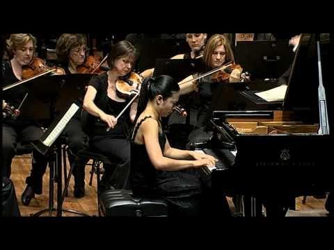 RACHMANINOFF Piano Concerto No.3: 1st movement intro (Sydney Symphony Orchestra / de Waart / Yang)