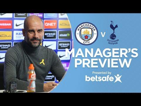'FERNANDINHO IS BETTER THAN ME' | Pep Guardiola Press Conference | City v Tottenham Mp3