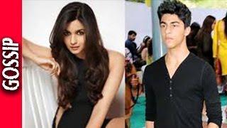Alia Bhatt Finds Aryan Khan  - Bollywood Gossip 2016