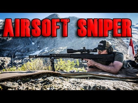 Wie werde ich der beste Airsoft Sniper auf dem Feld?
