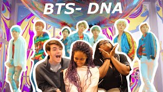 BTS DNA MV Reaction! MP3
