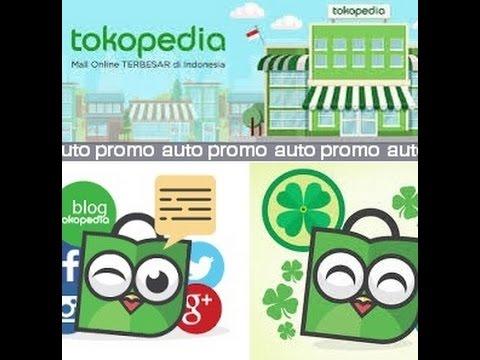 Autopromo - Autofollow - Tokopedia dan Shopee