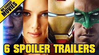 6 Trailers That SPOILED The Movie