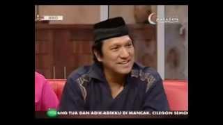 Strategic Steps: Ikang Fawzi & Marissa Haque on Chatting YM ANTV, 14 Agustus 2012