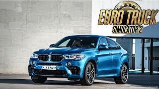 BMW X6 V2 2017 ETS2 - Euro Truck Simulator 2 ETS2 v1.27 I Car Mod