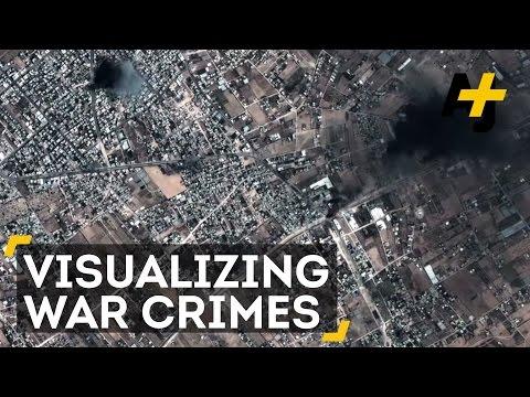 Amnesty Report Visualizes Israel's War Crimes