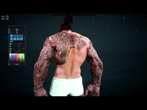 Black Desert Online 2nd Beta Giant Customization HD