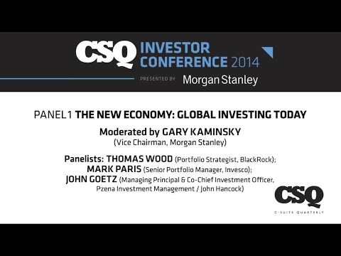 The New Economy: Global Investing Today