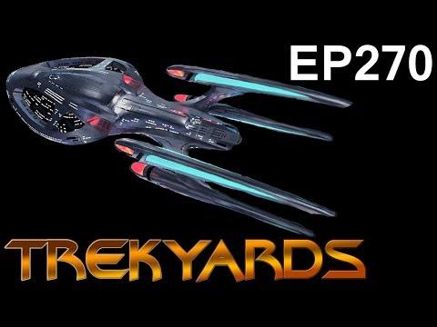 Trekyards EP270 - Theurgy Class (Multi-Vector Dreadnought)