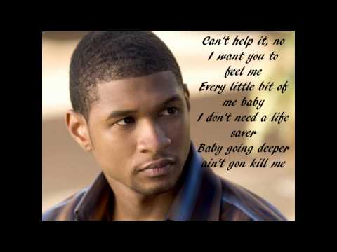 Usher Dive Lyrics