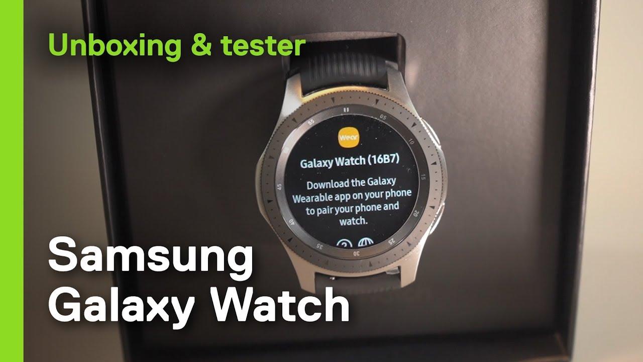 samsung smartwatch norge
