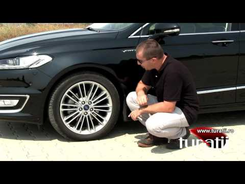 Ford Mondeo 2.0l iVCT HEV Vignale explicit video 1 of 3