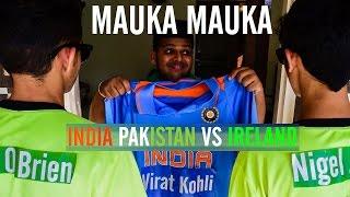 Mauka Mauka - ICC Cricket World Cup 2015 INDIA - iDiOTUBE