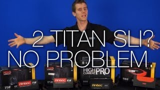 How Many Watts Do You REALLY Need In Your Power Supply? ft. Antec HCG