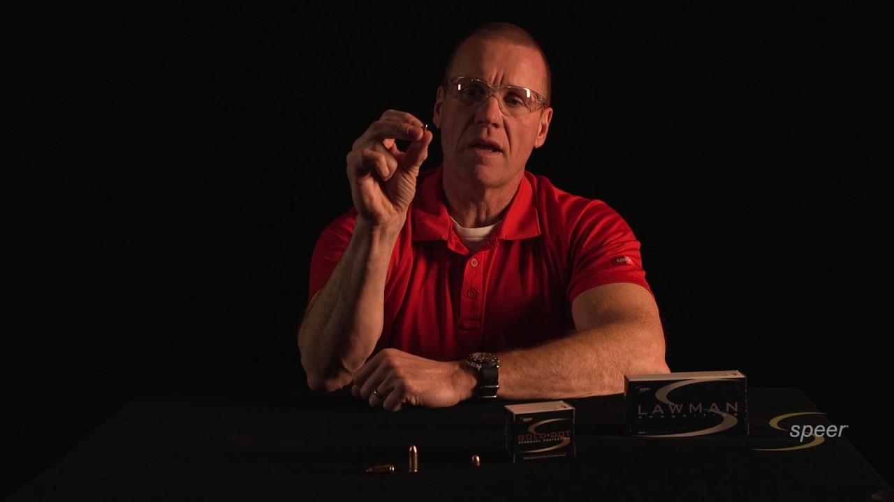 Speer® Bullet Points: FMJ vs  TMJ®