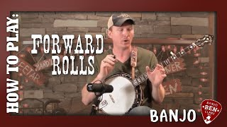 Banjo 104- Forward Rolls Explained
