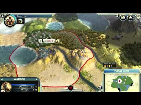 Civilization V - První pohled