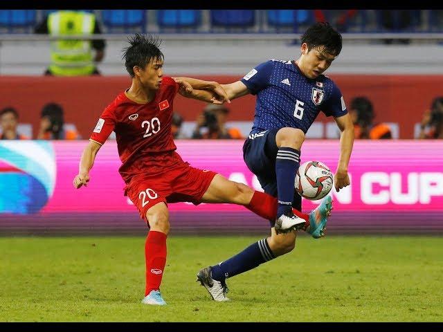 ملخص مباراة اليابان وفيتنام