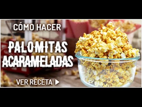 Como Hacer Palomitas Con Chile By Gary King