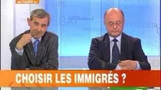 Choisir les immigrés ? Le débat France 24