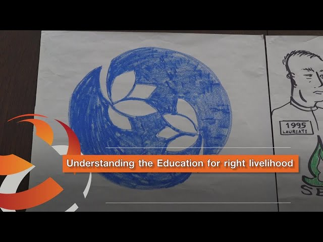 Understanding the Education for right livelihood