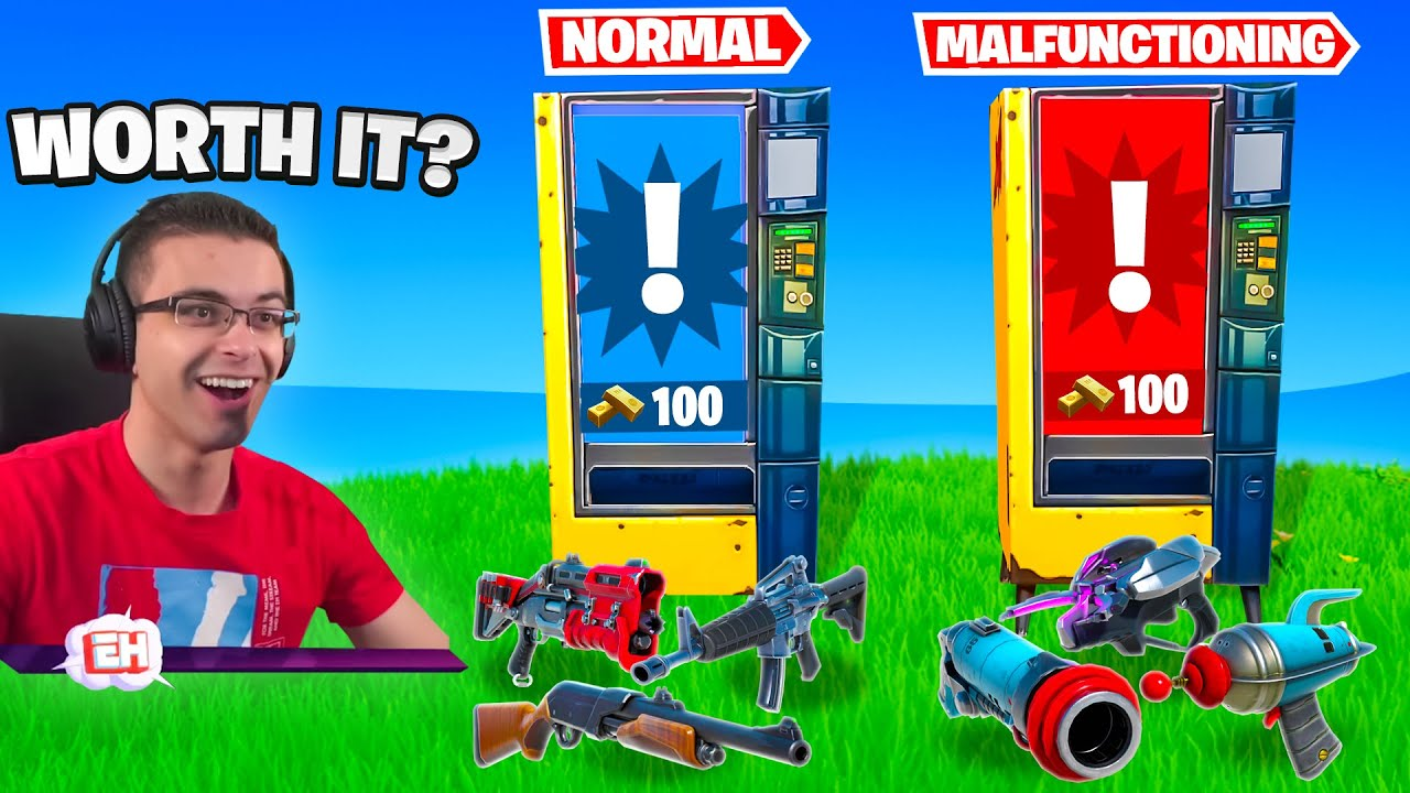 EXPOSING what you REALLY get from new vending machines!