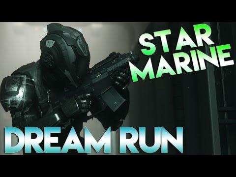 Star Citizen 2.6 Star Marine - DREAM RUN - Part 9 (Star Marine Gameplay)