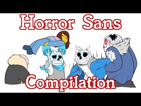 Horror Sans [Mini Comics Dub Compilation!]