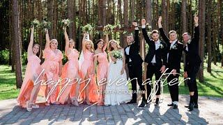 Karina & Mantas Wedding Story (wedding vlog)