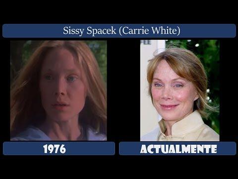CARRIE  Actores Antes Y Después 2018