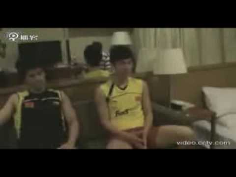 [2009 WC]interview in hotel