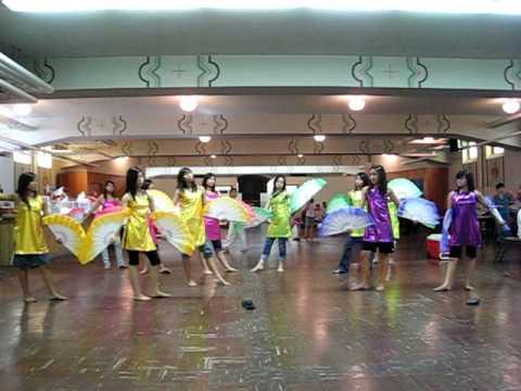 Dance Practice #8 TNTT - Doan Thanh Giuse Thieu/Nghia Fan Dance