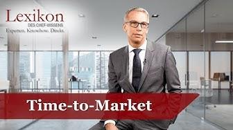 Lexikon des Chefwissens: Time-to-Market (Grundlagen Management) - Die Deutsche Wirtschaft