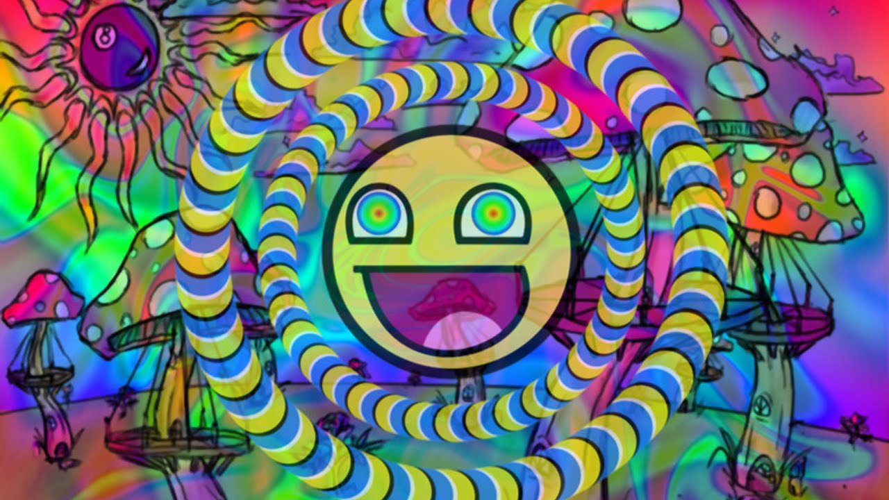 Acid youtube - Trippy acid pics ...
