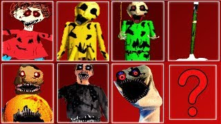 NIGHTMARE ANIMATRONICS?! Five Nights at Baldi