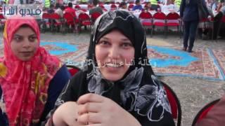 بالفيديو: علي أذان إيمان البحر درويش مصر الخير تفطر 1500 صائم بقريه ابيس بالاسكندرية