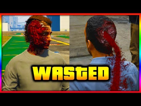 MOST BRUTAL DEATHS IN THE GRAND THEFT AUTO SERIES!