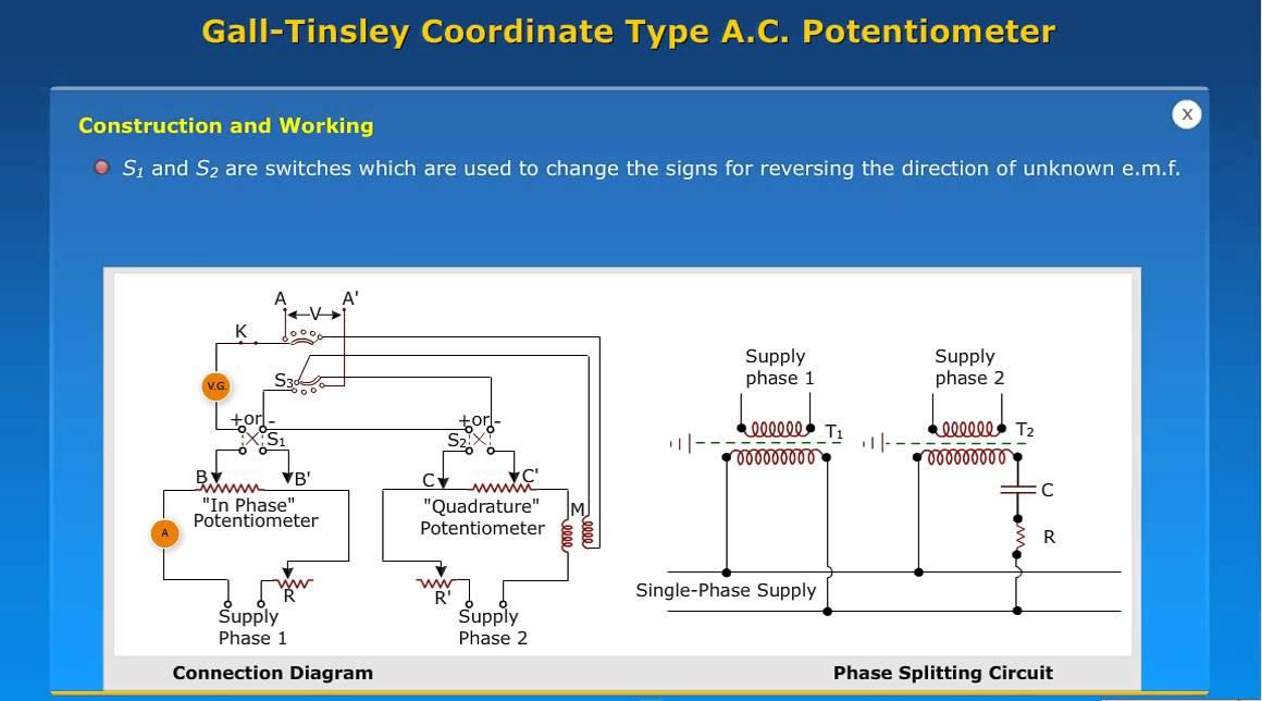 Ac Potentiometer Wiring | Wiring Diagram on