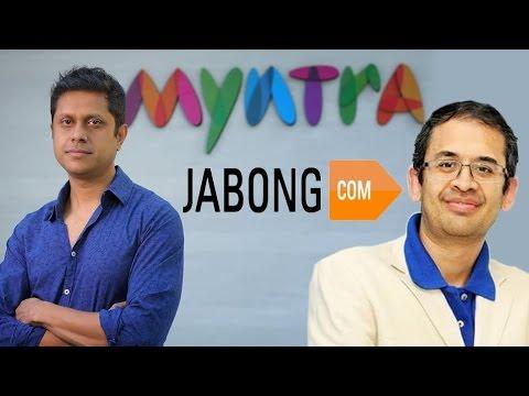 Flipkart's Myntra Acquires Jabong in $70 Million