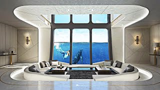 "Inside The ""Rimor X"" Superyacht Concept"
