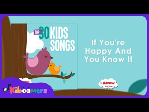 Top 30 Kids Songs  Fun Kids Songs To Dance To  Action Songs  The Kiboomers