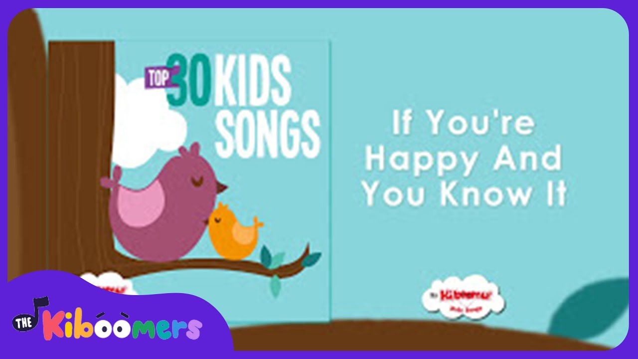 Top 30 Kids Songs | Fun Kids Songs To Dance To | Action Songs | The  Kiboomers